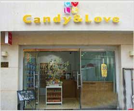 Candy&love