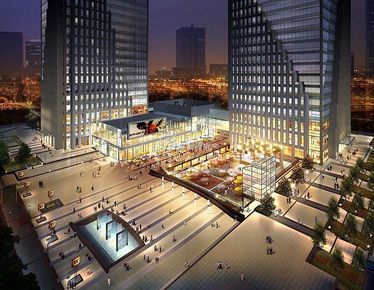 北京乐成中心Space3