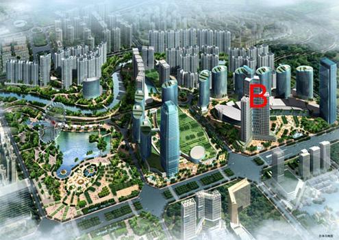 四川温江区海峡两岸科技园