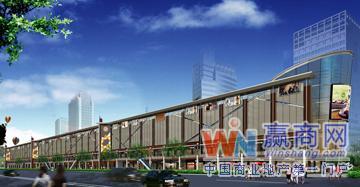 深圳大新前海商业中心