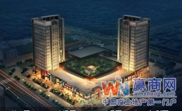 武汉南国北都城市广场