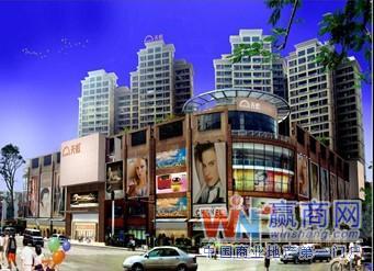 东莞厚街天虹商场提前解约 商户撤场遭到物业阻拦图片