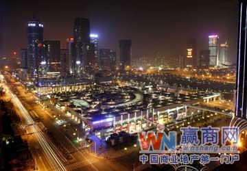 深圳中心城广场