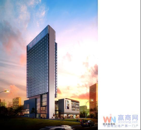 深圳龙岗横岗大厦图片