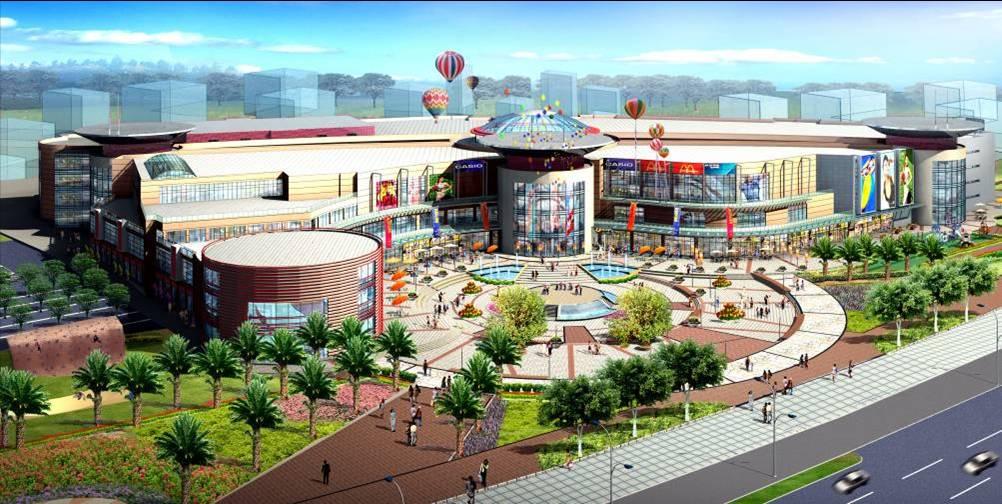 l广州大学城已成广东新地标