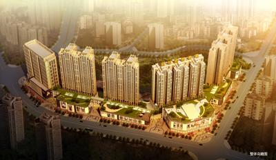 黔南龙里龙城国际广场