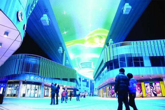 樟树时代广场