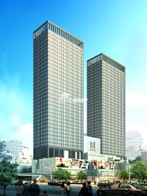 重庆千禧年大厦