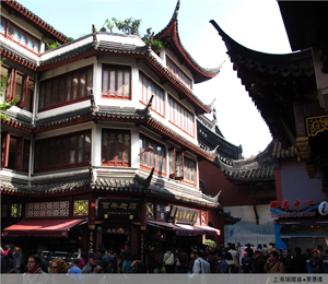 上海城隍庙广场