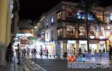 重庆永利欧街