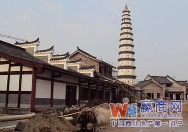 —文峰塔为核心,东至在建的嘉陵江南屏大桥