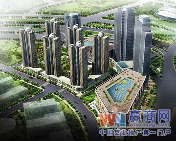 沈阳泛华广场购物中心