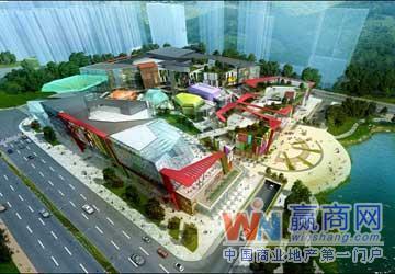 项目地址:贵州贵阳市南明区花果园大街1号