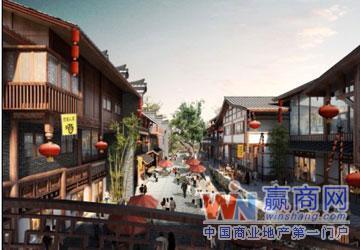 重庆合川文峰古街