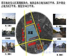 上海宝山高境风情街