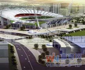 重庆江北力帆体育城