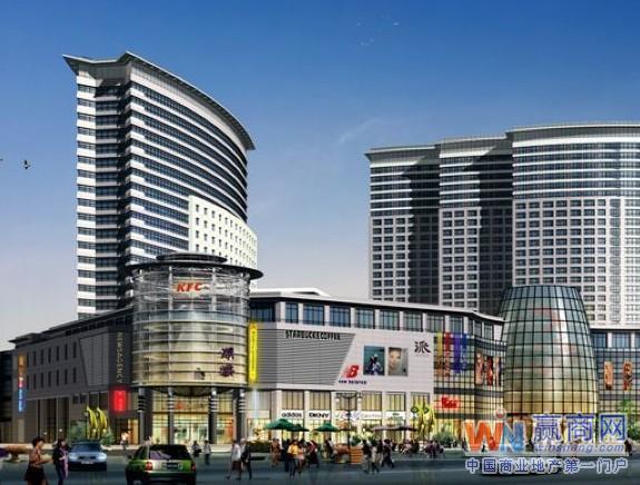 威海九龙城休闲购物广场