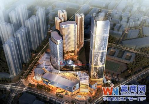 深圳科技城佳纷广场