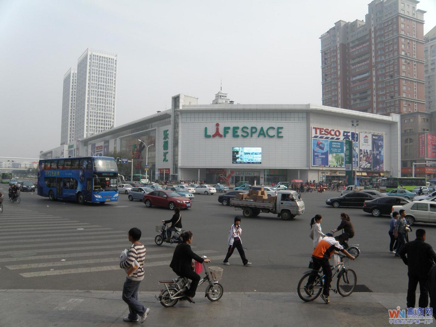 秦皇岛乐都汇购物中心