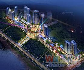 安康汉城国际商业街