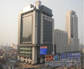 渭南新洲时代广场