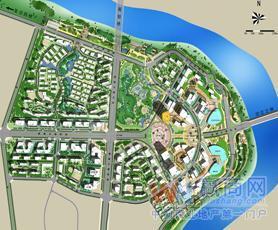 佳乐世纪城 高清图片