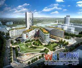 重庆星汇两江艺术商业中心