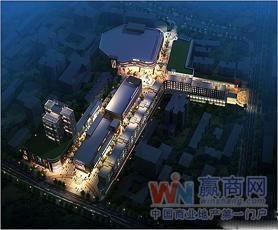 郴州中伟神农步行街