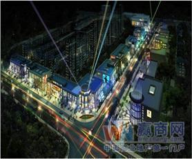 上海东苑商业街