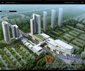 武汉中冶南方韵湖星光商业街