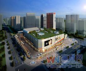 长沙中茂商业广场