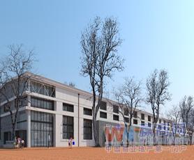 西安老钢厂设计创意产业园