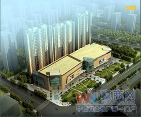 西安浐灞新城