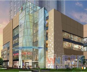 重庆商社汇·巴南购物中心