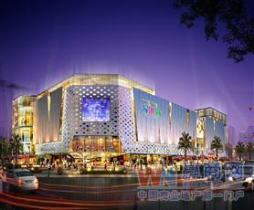 宁波海港城商业广场