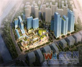 远洋杭州大运河商务区