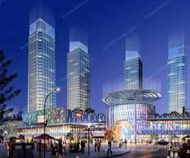 鞍山港龙城市商业广场