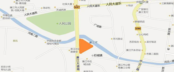 百信广场将成为廉江市的新地标