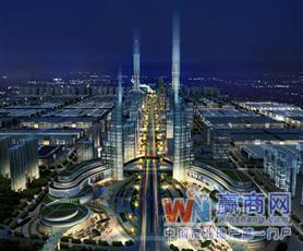 深圳华南城2号交易广场