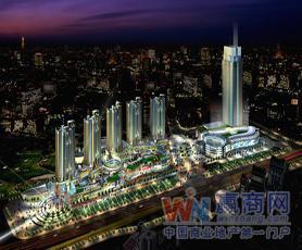 重庆二郎商业步行街