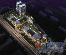福州长乐海峡建材家居城