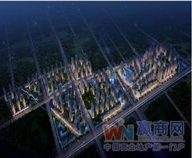 西安高新城