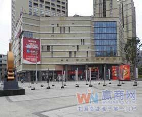 武汉汉口东部购物公园