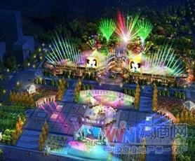 郴州蓉城之光城市广场