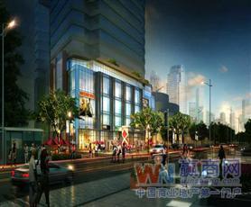 深圳市hicity购物中心