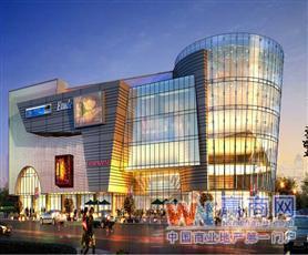 渭南富平时代商业广场