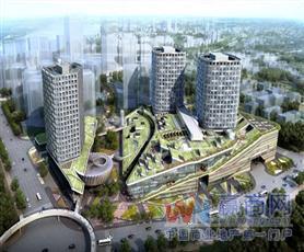 上海徐汇绿地缤纷城