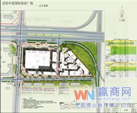 岳阳金悦洋商业公园