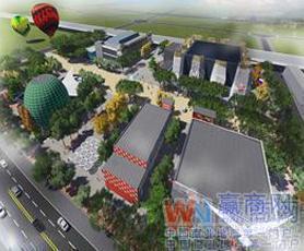 上海民族文化复兴主题公园