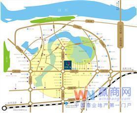 武汉新福茂中央广场